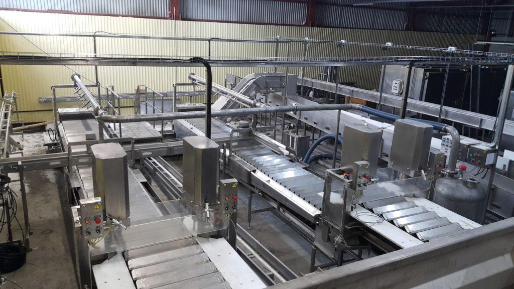 Сдан завод по переработке рыбы в Камчатском крае