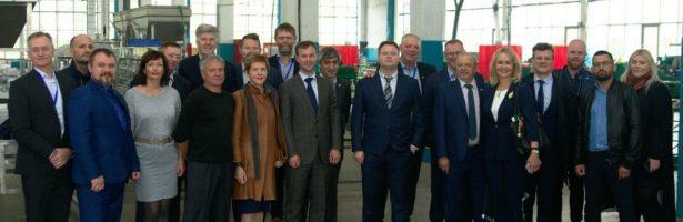 Исландская делегация производителей оборудования во главе с Послом посетила Дальрыбтехцентр