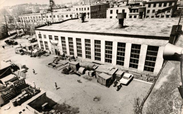Владивостокский экспериментально-механический завод Приморрыбпрома 1961-1971гг.