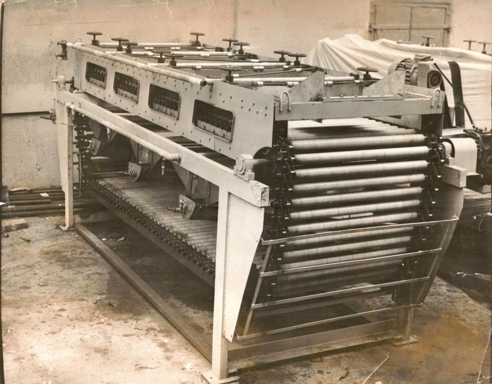 Сортировочная машина Н3-ИСА-1