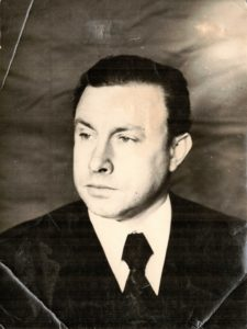 Юрий Федосеевич Паленко