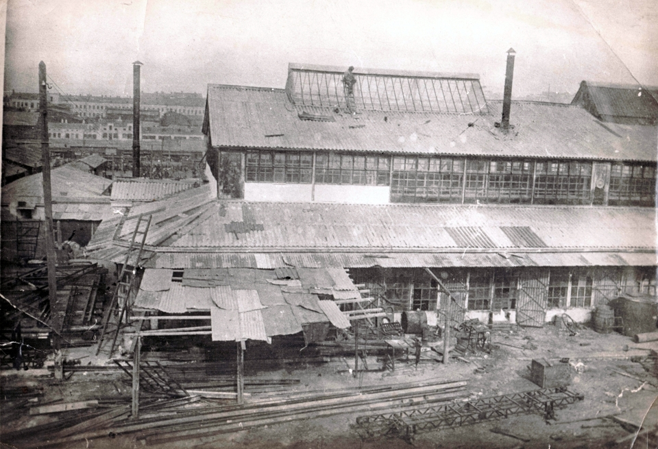 Заводской корпус