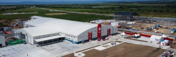 Изготовлено и смонтировано технологическое оборудование для завода «Русский Минтай»