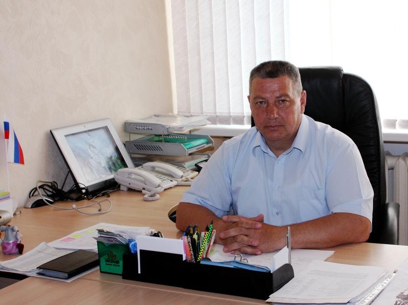 Директор ООО «Дальрыбтехцентр» Алексей Васильевич Бондаренко