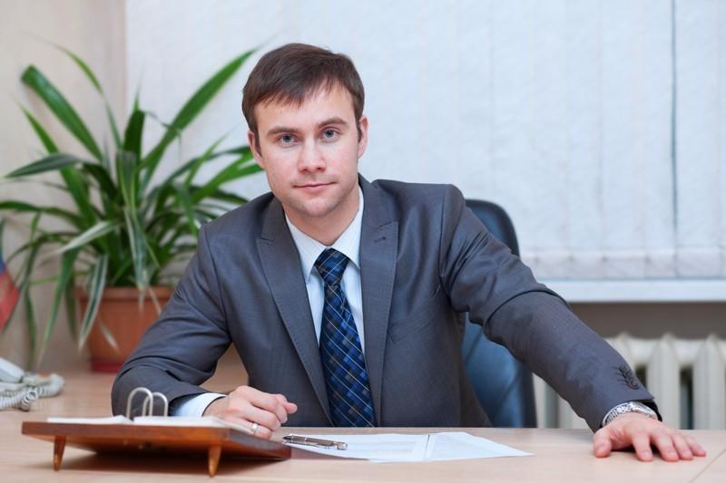 Генеральный директор ОАО «Дальрыбтехцентр» Артём Георгиевич Шевченко